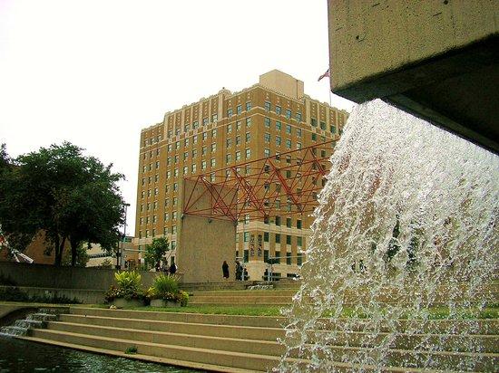 Омаха, Небраска: Gene Leahy Pedestrian Mall