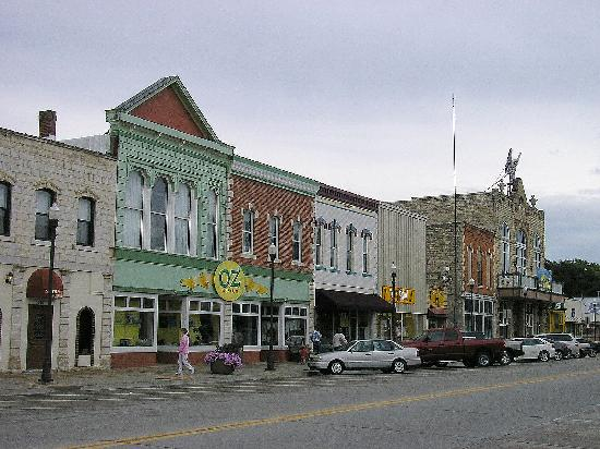 The Oz Museum Lincoln Ave Picture Of Wamego Kansas