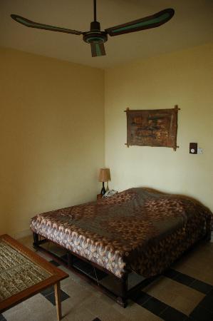 Villa Soudan: Chambre climatisées et ventilées, décorées + wifi
