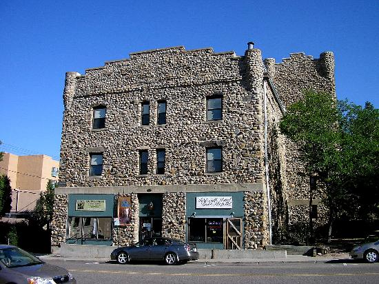 The Armory Building Picture Of Golden Colorado