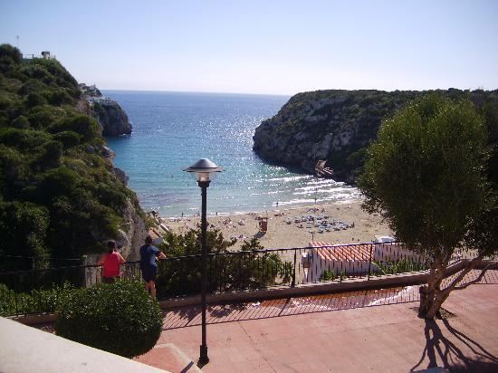 Siesta Mar II: playa cala n porter