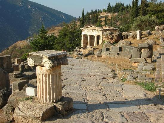 Hotel Apollonia: Delphi
