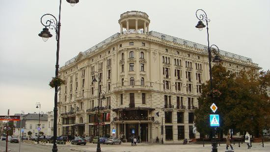 Hotel Bristol, a Luxury Collection Hotel, Warsaw: Hotel Bristol