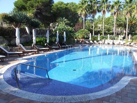 Hotel Cala Sant Vicenc: Lazy days
