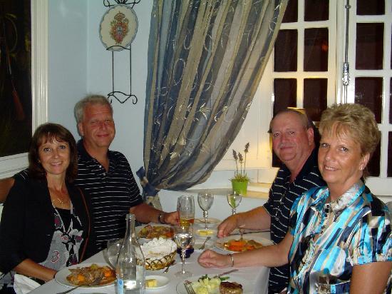 Restaurante Dom Carlos : THE FOOD WAS Excellent