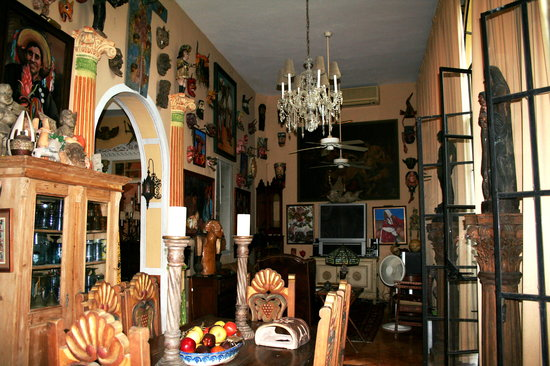 Los Arcos Bed & Breakfast : Art