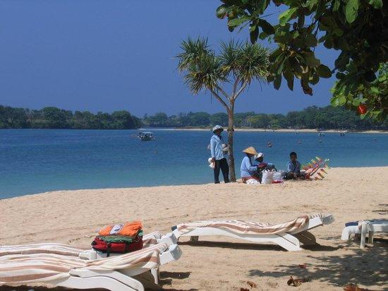 Nusa Dua, Indonésia: PROFANO