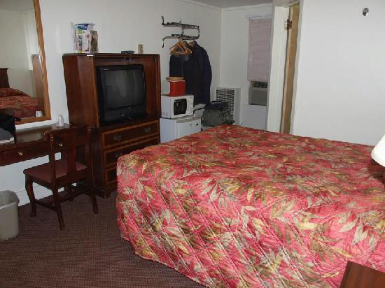Economy Inn Ithaca: Room pic 2