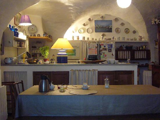 La Cordière : La Cordiere Kitchen