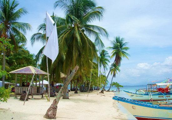 Πουέρτο Πρινσέσα, Φιλιππίνες: Snake Island - Honda Bay - Puerto Princesa