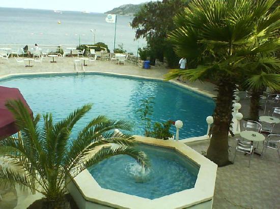 Turunc, Turkey: the pool