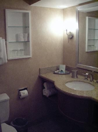 Le Parc Suite Hotel: Bathroom