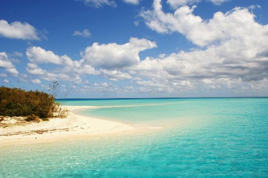 Hotel Paradis D'Ouvea: plage de Mouli