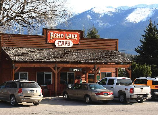 Echo Lake Cafe Reviews