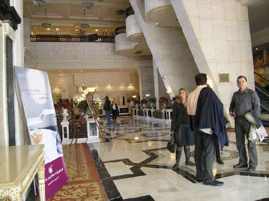 Laico Tunis Hotel: lobby