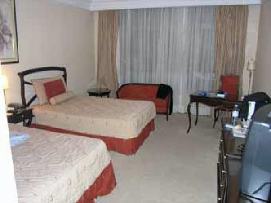 Laico Tunis Hotel: room interior