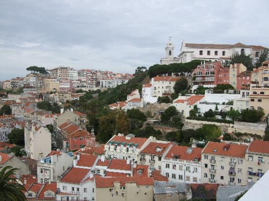 Olissippo Castelo : Another view from hotel