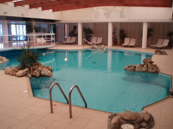 Aquila Rithymna Beach Hotel : Indoor pool