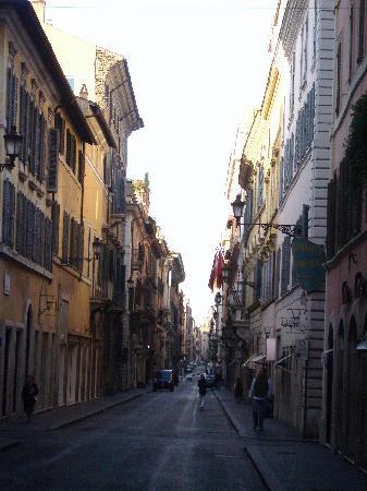 SuitesRome : location of suites rome