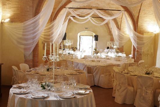 the wedding room picture of villa catignano castelnuovo
