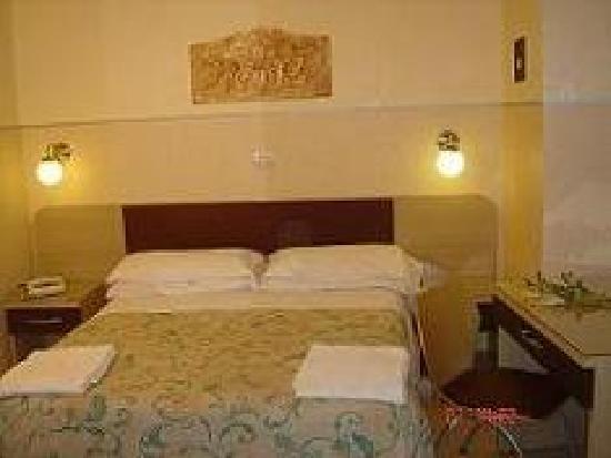 camera da letto matrimoniale - Foto di Hotel Elide, Roma ...