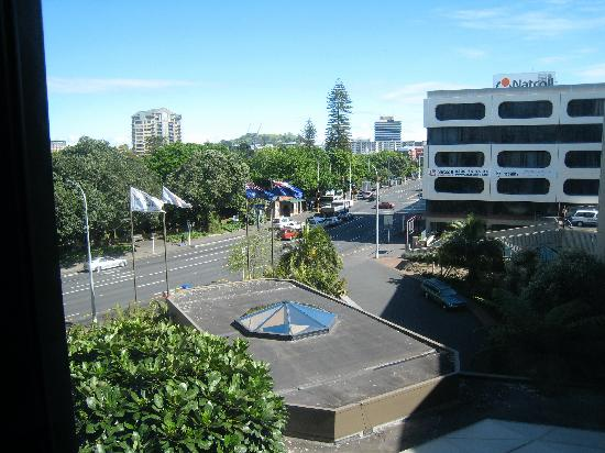 The Langham, Auckland: Room 542 - view