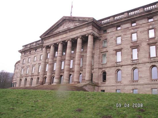 Bergpark: Schloss Wilhelmshohe