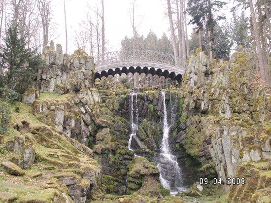 Kassel, Alemanha: Teufelsbrucke