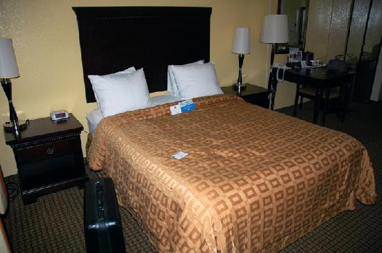 Stargazer Inn and Suites: chambre propre ! RAS