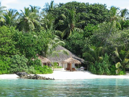 Kudafolhudhoo Island: Il nostro bungalow!!!