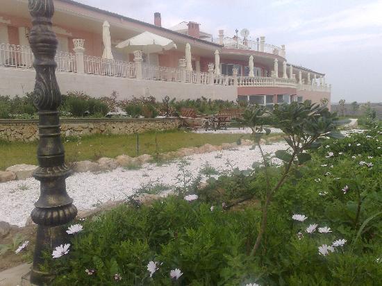Katerini, Griechenland: Frontansicht