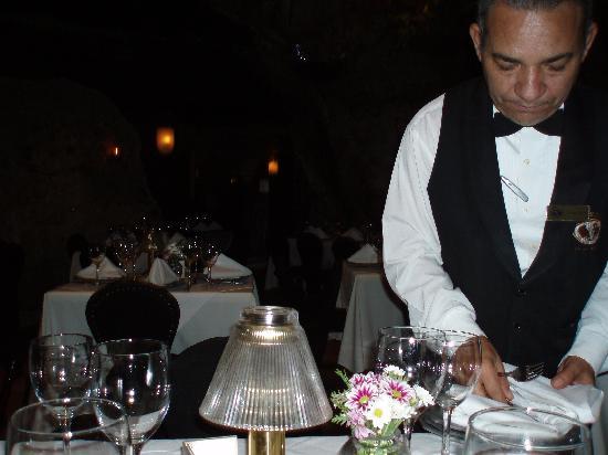El Meson De La Cava: Servant at your table ...