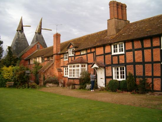 Ledbury, UK: Moor Court Farmhouse