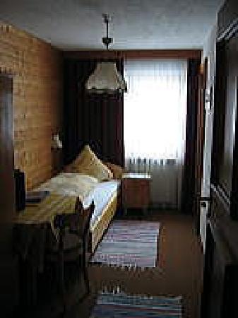 Garni Ferwall: シングル部屋、きれいでした。