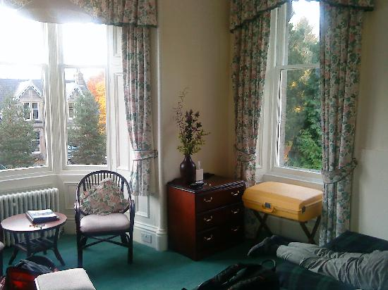 The Scot House Hotel and Restaurant: Room 2