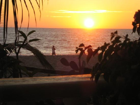 Hotel Evasion : Superbes couchers de soleil