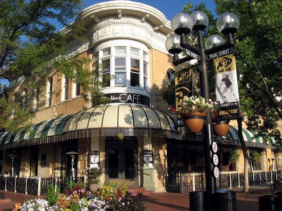 Capital One Cafe Boulder Menu Prices Restaurant