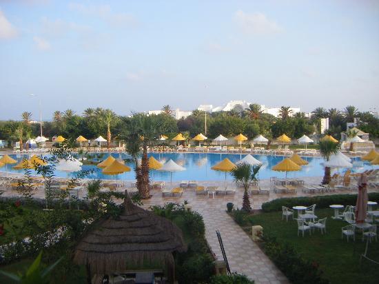 VIME Sidi Mansour: La piscine principale