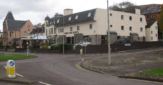 The West End Hotel : West End Hotel, Fort William