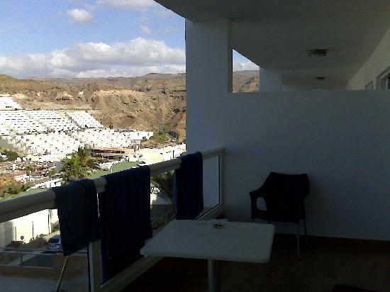 Cabau Altair Apartments: RIGHT VIEW OFF BALCONY