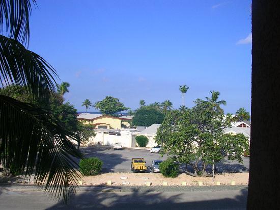 Casa Del Mar Beach Resort: View from Ambassador Balcony