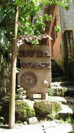 Rupa Wasi  Lodge: Gotta love it!
