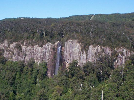 Springbrook, Australië: Waterfall 5
