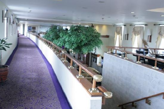 The Hallway Picture Of Jakarta Airport Hotel Tangerang Tripadvisor