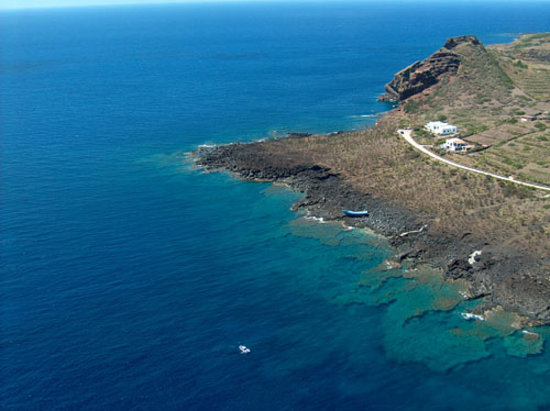 Pelagie Islands: Punta Calcarella