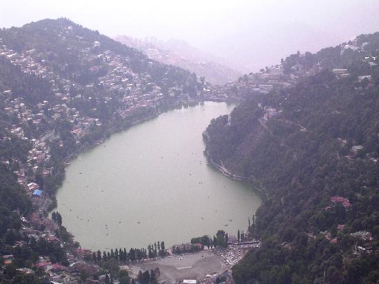 Nainital Lake view