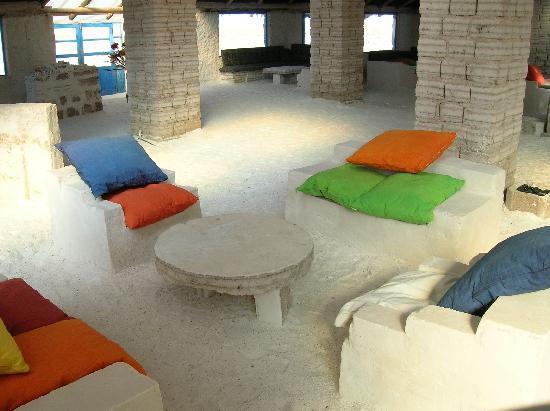 Hotel Palacio de Sal: Interiors of the Salt Hotel