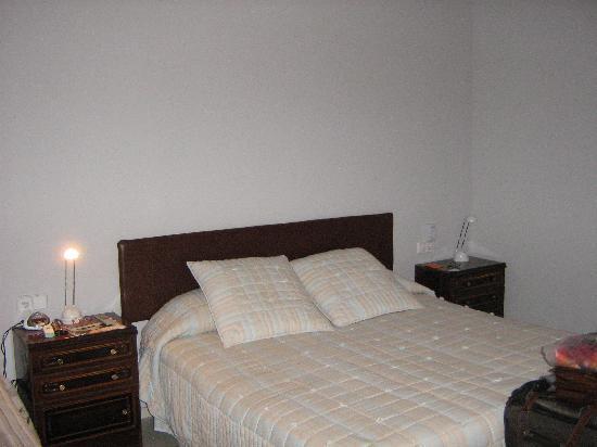 Anita's Bed & Breakfast : The bedroom