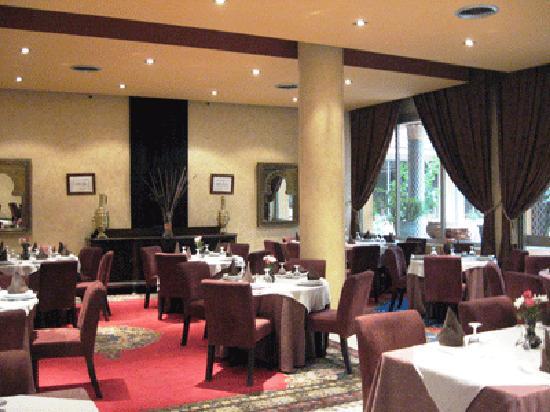 Hotel Rif: El restaurante, lo mejor sin lugar a dudas