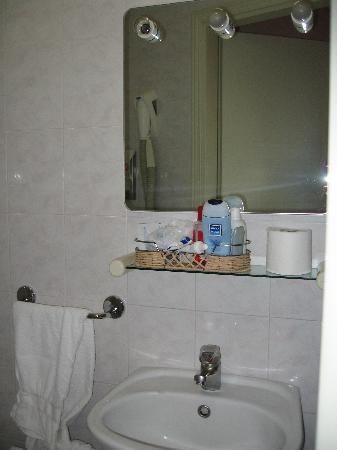 Hotel Alex: il bagno
